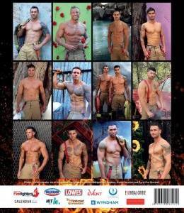 2021 Firefighters Calendar 'Classic Calendar'