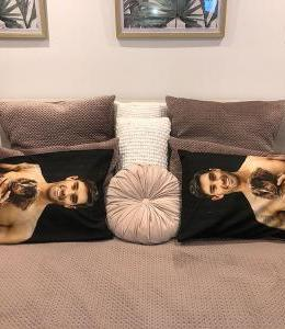 Pillowcase Dog - Richard
