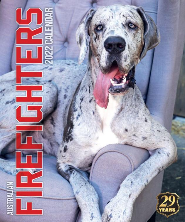 2022 Firefighters 'Animal Only' Calendar