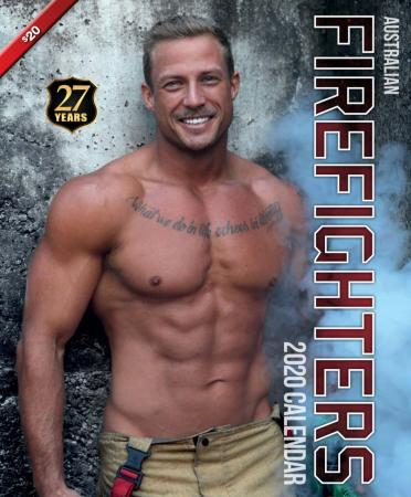 2020 Firefighters Calendar 'Classic Calendar'