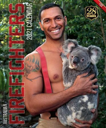 2021 Firefighters Calendar 'Animal Lovers Calendar'
