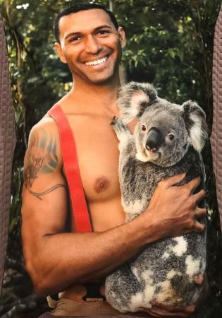 Pillowcase - Koala