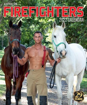 2022 Firefighters Calendar 'Horse Calendar'