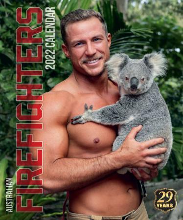2022 Firefighters 'Mixed Animal' Calendar