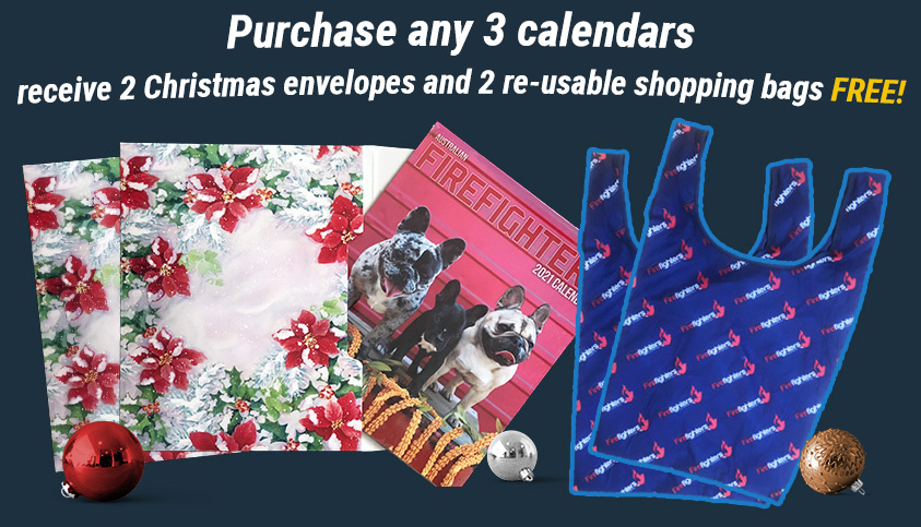Black Friday Sale: Buy Any 3 Calendars Get 2 Christmas Envelopes + 2 Re-usable Shopping Bags Free